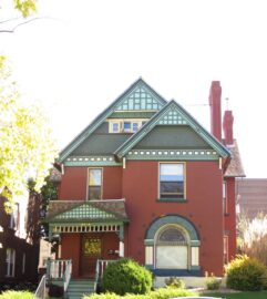 Stahl House in Congress Park