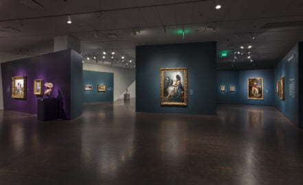 19th century European and American art collection at the Denver Art Museum