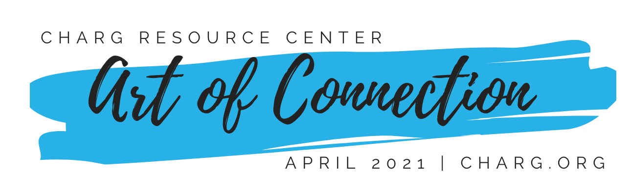 CHARG Resource Center's Art of Connection logo