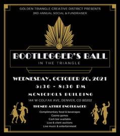 Image of Invitation to Bootlegger's Ball